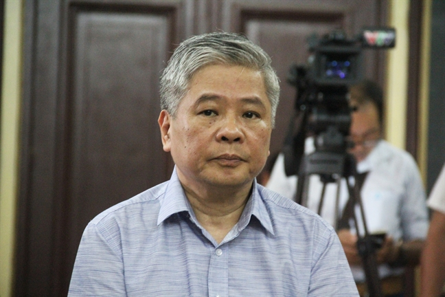 Nguyen pho thong doc NHNN Dang Thanh Binh bi de nghi 4-5 nam tu