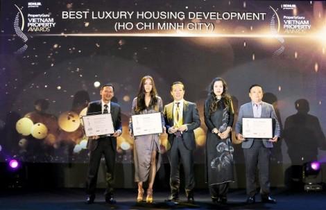 The Venica của Khang Điền vinh dự đạt giải thưởng PropertyGuru - Vietnam Property Awards 2018