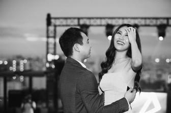 Sau màn cầu hôn lãng mạn, Lan Khuê khẳng định theo chồng nhưng không 'bỏ cuộc chơi'