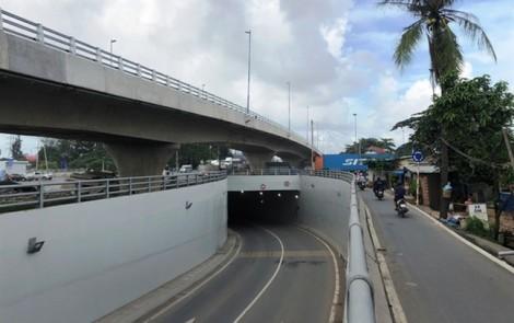 Ngày mai thông xe cầu vượt tại 'nút giao tử thần'