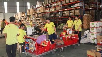 Thế Giới Di Động tuyển dụng nhân viên kho, lương lên đến 10 triệu đồng mỗi tháng
