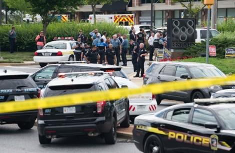 Xả súng tại tòa soạn báo Mỹ: Nhà báo kể lại giây phút sinh tử