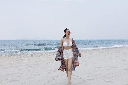 Phoi do di bien dep… khong can chinh