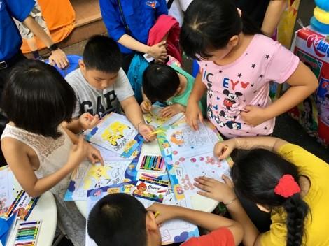 Ngày hội tuổi thơ giữa lòng Sài Gòn