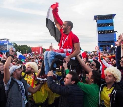 5 khoanh khac chung kien dieu tu te len ngoi o World Cup 2018