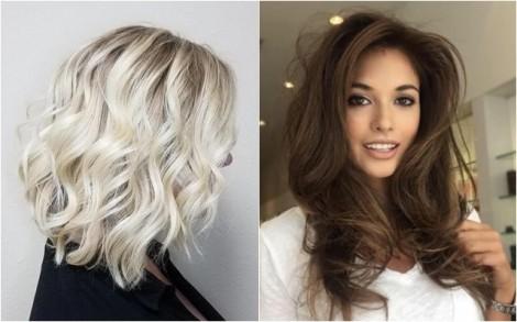 5 màu tóc xu hướng hot nhất hè 2018