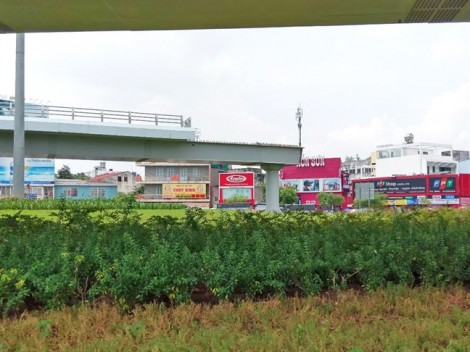 Vì sao dự án cầu vượt Nguyễn Kiệm - Nguyễn Thái Sơn chậm tiến độ?