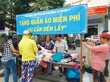 Thơm thảo tấm lòng phụ nữ Sài Gòn