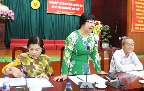Xây dựng người phụ nữ Việt Nam phát triển toàn diện