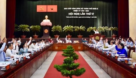 Khai mạc Hội nghị lần thứ 17 BCH Đảng bộ TP.HCM khoá  X: Làm rõ những yếu kém để đưa ra những giải pháp đột phá