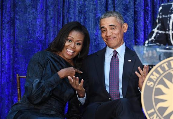 Kinh nghiem tim ban doi 'chuan' cua cuu Tong thong Barack Obama?