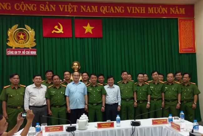 Hanh trinh triet pha to chuc khung bo gay no tru so cong an phuong rung dong du luan