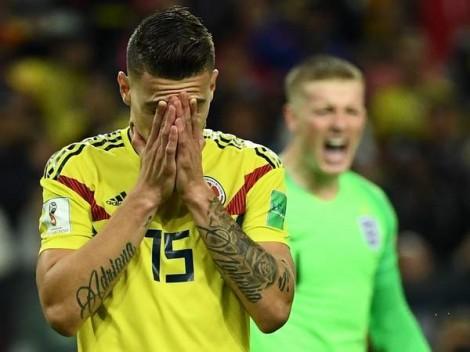 Tính mạng cầu thủ Colombia bị đe dọa sau trận thua cay đắng