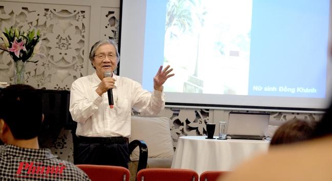 Chuyen ngua ung thu cho 'doi go bong dao' qua kien giai thu vi cua GS Nguyen Chan Hung