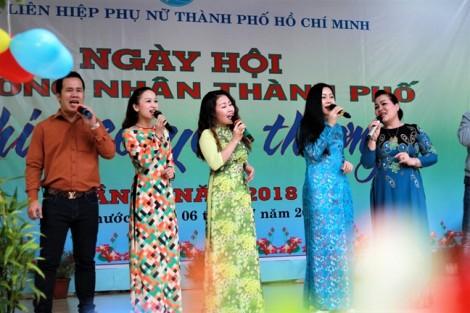 280 triệu đồng được trao trong Ngày hội 'Thương nhân thành phố chia sẻ yêu thương'