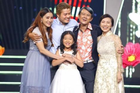 Nghệ sĩ Bảo Trí thắng tuyệt đối tại 'Gia đình nghệ thuật 2018'