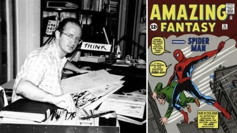 Tác giả 'Người nhện' qua đời bí ẩn ở tuổi 91
