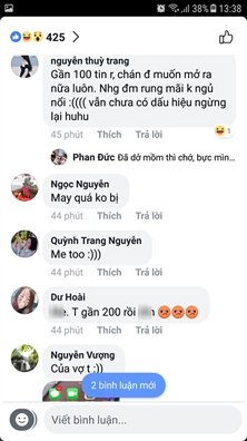 Khach hang Vietcombank lien tuc bi 'doi bom' hang tram tin nhan