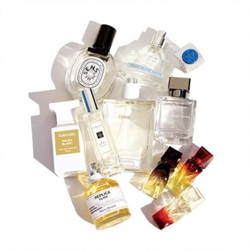 Mix nước hoa, tạo mùi hương riêng