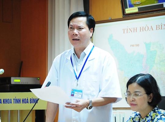 Vu tai bien chay than lam 9 nguoi chet o Hoa Binh: De nghi xu ly hanh chinh giam doc benh vien