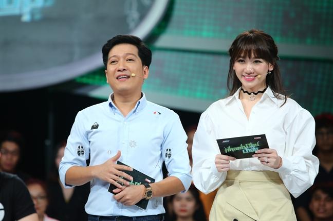 Noi got Tran Thanh lam MC, Hari Won khien ban dan lo lang