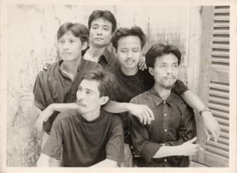 'Gang of five - Lạc bước tân kỳ' ra mắt khán giả Sài Gòn