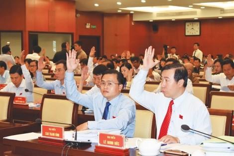 Chuẩn bị khai mạc kỳ họp thứ 9 HĐND TP.HCM khóa IX: Đại biểu nghiên cứu báo cáo hiệu quả công tác quản lý, sử dụng đất công