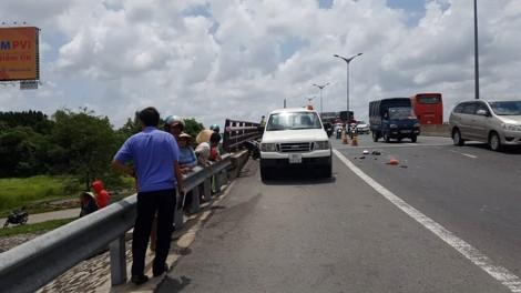 Bắt được tài xế xe tải bỏ trốn sau khi tông chết 2 mẹ con trên cầu Cần Thơ
