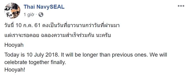 Toan bo doi bong da thieu nien Thai Lan va HLV duoc giai cuu bang no luc than ky