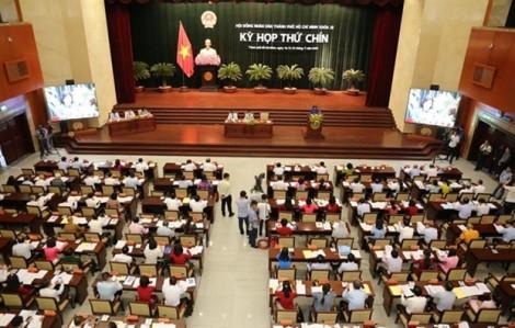 Khai mạc kỳ họp thứ 9 HĐND TP.HCM khoá 9: Người dân lo lắng vấn đề an ninh trật tự, tội phạm