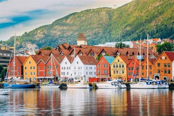 10 trai nghiem tuyet voi tai thanh pho co tich Bergen