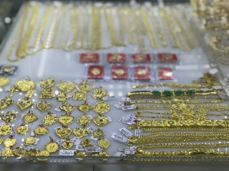 Giá vàng ngày 11/7 giảm nhẹ, xoay quanh mốc 37 triệu đồng/lượng