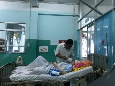 Hành vi tàn độc của gã thanh niên dùng súng và dao truy sát 2 cô gái ở Sài Gòn