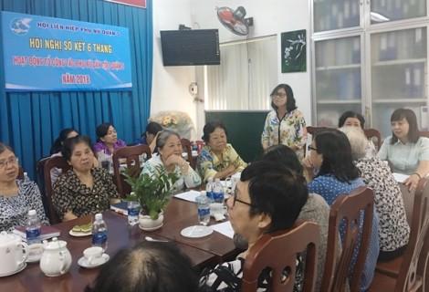 Quận 5: Phụ nữ dân tộc hiến kế cho công tác Hội