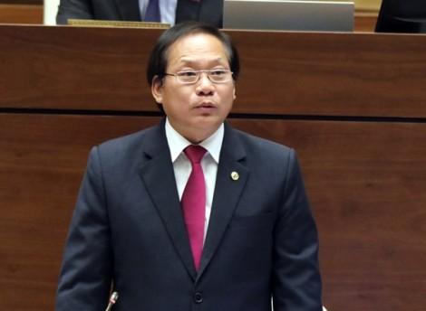 Cảnh cáo, cho thôi giữ chức Bí thư Ban cán sự Đảng đối với Bộ trưởng Trương Minh Tuấn