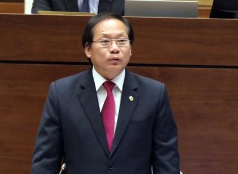 Cảnh cáo, cho thôi chức vụ đảng đối với ông Trương Minh Tuấn
