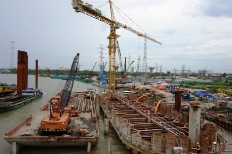 TP.HCM lập đoàn kiểm tra dự án ngăn triều 10.000 tỷ đồng