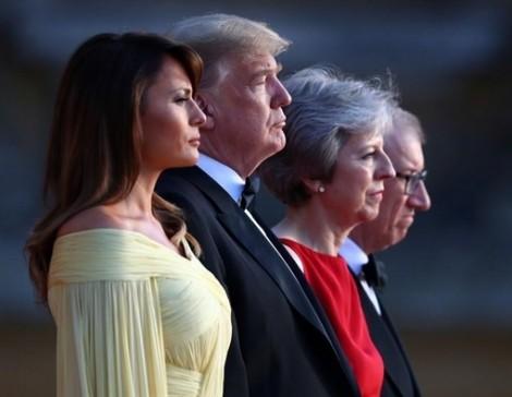 Tổng thống Trump cảnh báo Anh về tác hại của Brexit