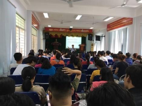 Phú Nhuận: 53 cặp đôi hoàn tất khóa học tiền hôn nhân