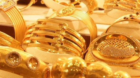 Giá vàng ngày 13/7: Nhích nhẹ ngược chiều vàng thế giới