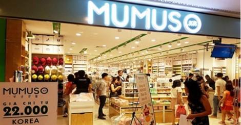 Kiểm tra, phát hiện hàng loạt sai phạm của Mumuso Việt Nam