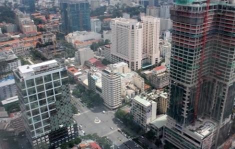 TP.HCM hạn chế phát triển chung cư cao tầng tại 11 quận nội thành