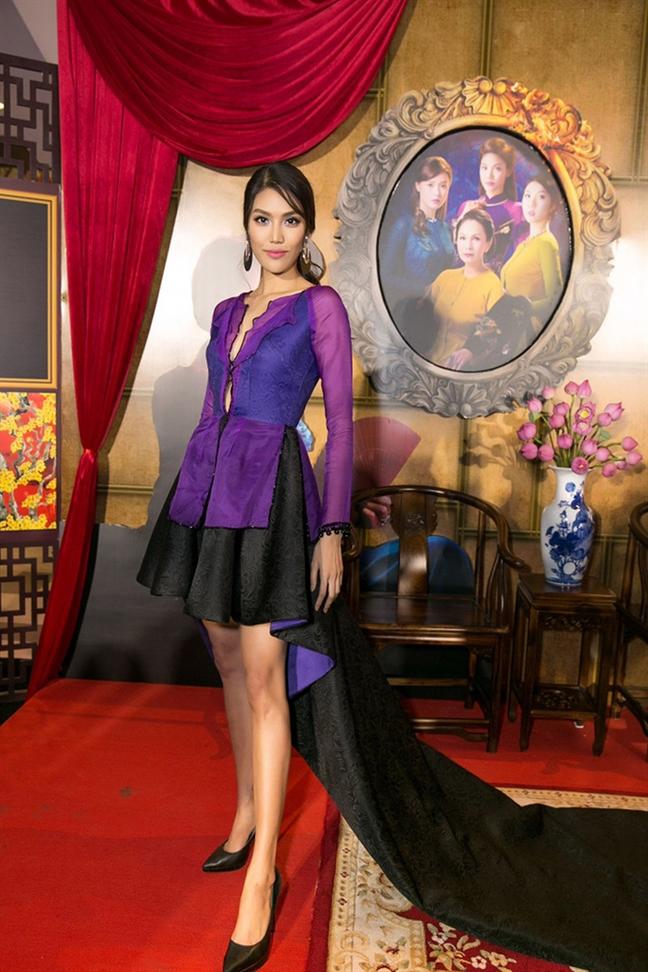 Nhung lan mac loi trang phuc ngo ngan cua fashionista Viet