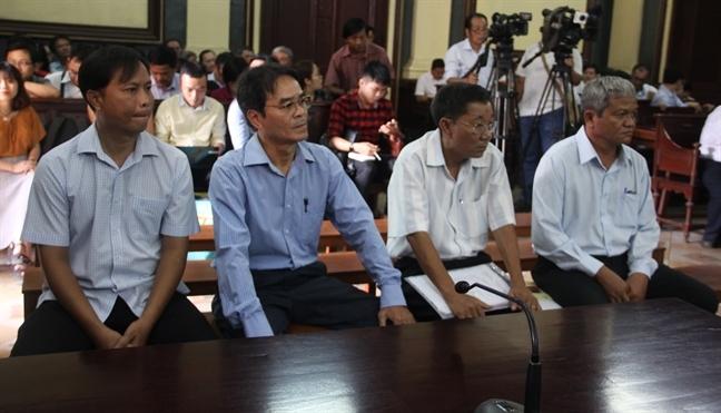 Nguyen Pho thong doc NHNN Dang Thanh Binh khang cao ban an 3 nam tu