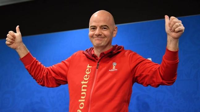Khen World Cup 2018 la giai dau dang xem nhat, Chu tich FIFA can nhac thay doi quan trong