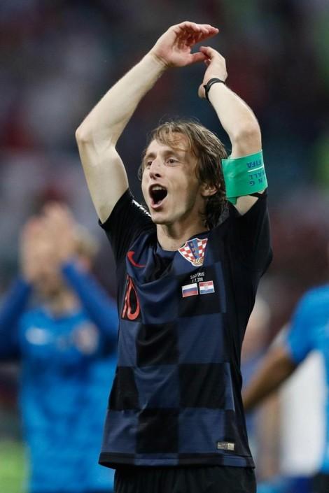 Bất ngờ với nguồn gốc trẻ tị nạn của thủ quân Croatia Luka Modric