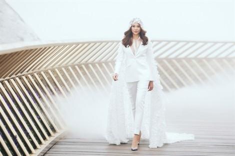 Thanh Hằng, Minh Tú: 2 hình mẫu cô dâu trong ngày trọng đại