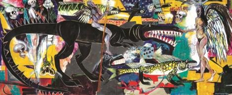 Triển lãm sơn dầu của họa sĩ trẻ Phạm Thanh Toàn