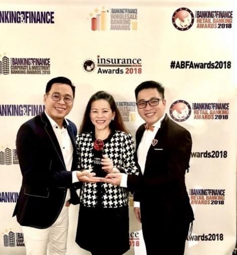 FWD được vinh danh với giải thưởng 'Sáng kiến Marketing của năm' châu Á