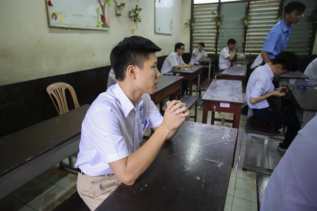 Sau thanh tra diem thi o Ha Giang, bon tre se the nao?